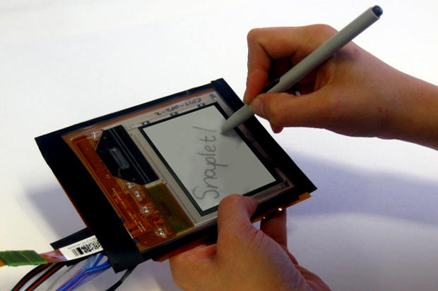 Human Multimedia Lab: Paper Computing Devices