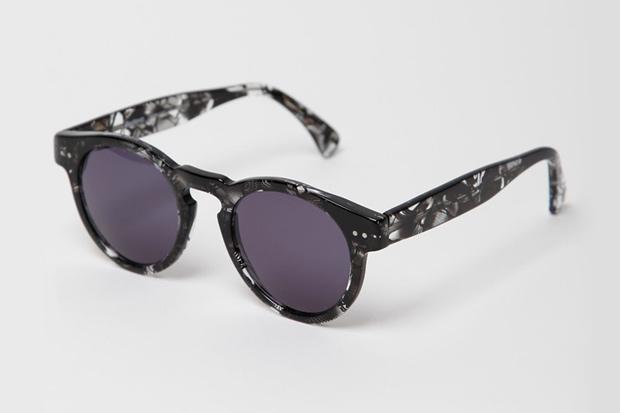 Illesteva Leonard Spider Sunglasses