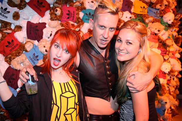 Jeremy Scott x adidas Originals by Originals Coachella Party Recap