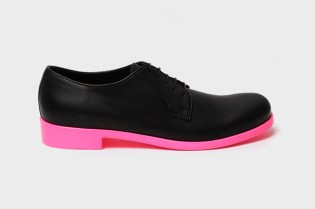 Jil Sander Memphis 999 Derby Shoe
