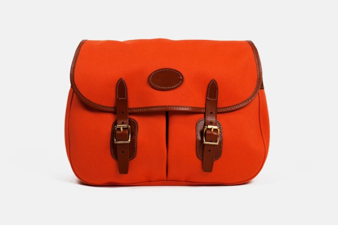 John Chapman for PRESENT Fly Fisher Coral Rose Bag