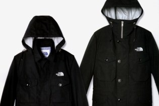 JUNYA WATANABE eYe COMME des GARCONS x The North Face GORE-TEX Mountain Parkas