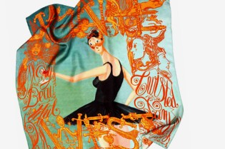 Kanye West x M/M (Paris) Silk Scarves - A Closer Look