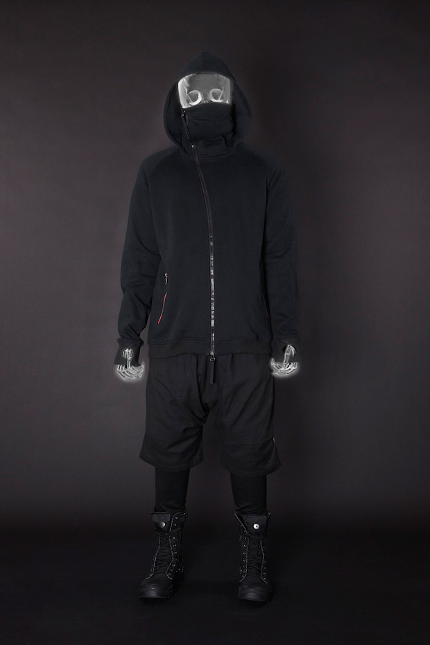 maharishi 2011 fallwinter into the light survival 2012 collection lookbook