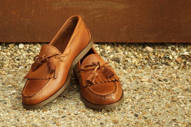 mark mcnairy x bass weejuns bert shoe