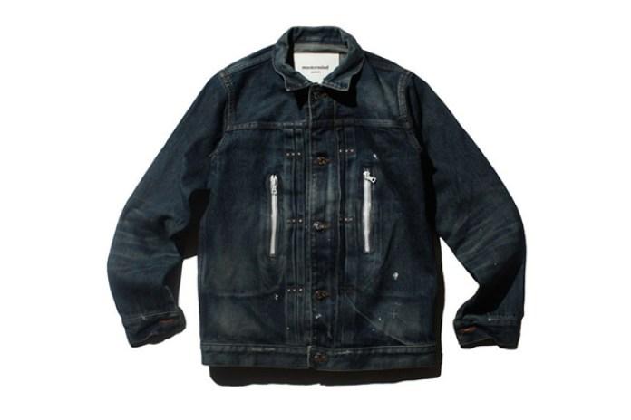 mastermind JAPAN x fragment design Denim Jacket