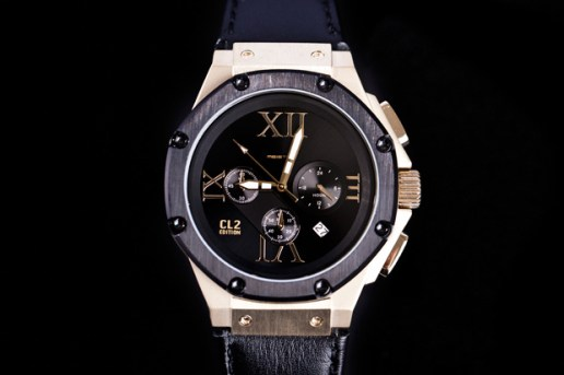 "Meister ""Raekwon the Chef"" CL2 Edition Watch"