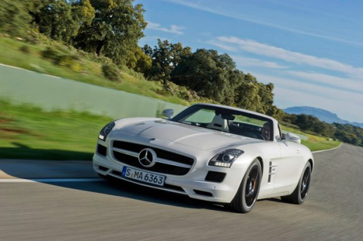 2012 Mercedes-Benz SLS AMG Roadster