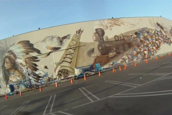 "MOCA: Art in the Streets ""Birds of a Feather"" Video"