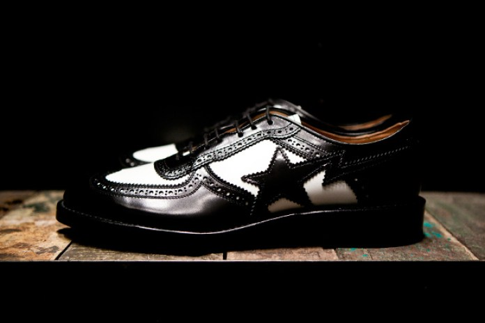 "Mr. Bathing Ape x Regal ""STA"" Brogues"