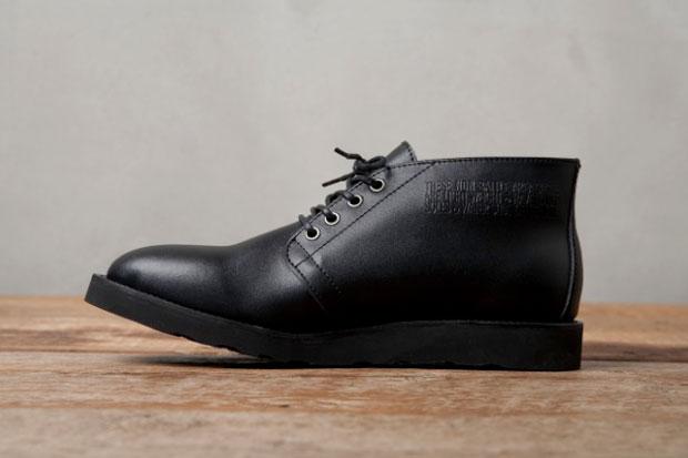 N.Hoolywood Exchange Service Chukka Boots