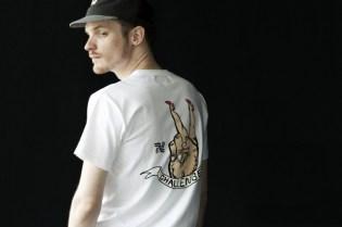 NEIGHBORHOOD, WTAPS & CHALLENGER x warp Magazine 15th Anniversary T-Shirts