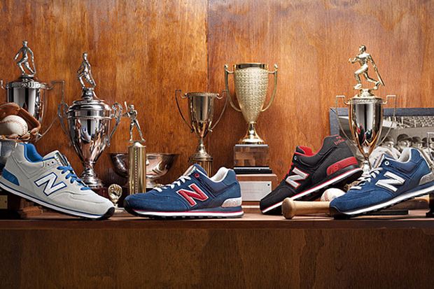 "New Balance 574 ""Season Ticket"" Collection"