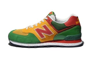 New Balance M574 Tropical Fruit Pack