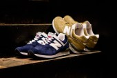 New Balance M576 Suede Pack - A.P.C. Exclusive