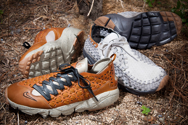 "Nike Air Footscape Motion ""Black Cat"" Pack by Bodega"