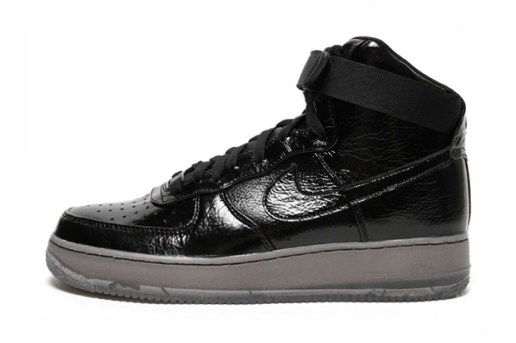 Nike Air Force 1 Hi Premium Black/Black