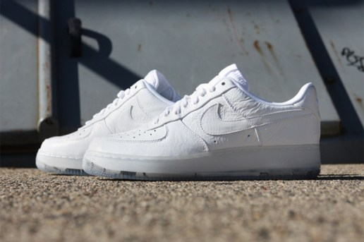 Nike Air Force 1 Low Premium White/White