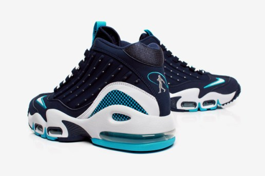Nike Air Griffey Max II Midnight Navy/White/Chlorine Blue