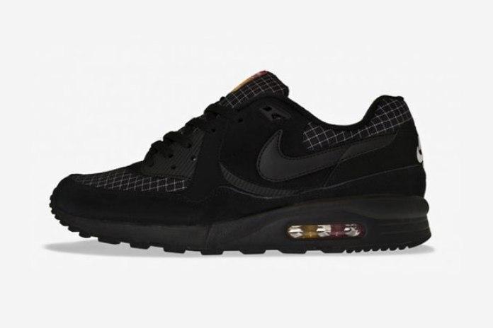 Nike Air Max Light Ripstop Black/Black