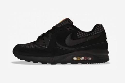 Nike Air Max Light Ripstop Black/Black