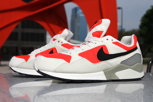 Nike Air Pegasus '92 Sail/Crimson