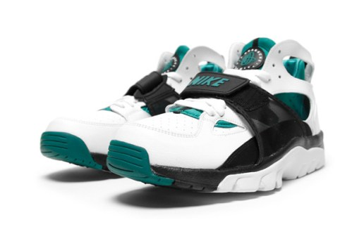 Nike Air Trainer Huarache White/Fresh Water
