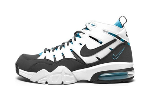 Nike Air Trainer Max 2 '94 White/Dark Grey-Chlorine Blue
