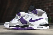 Nike Air Trainer SC II High White/Club Purple