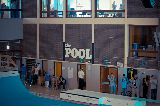 nike presents the pool recap