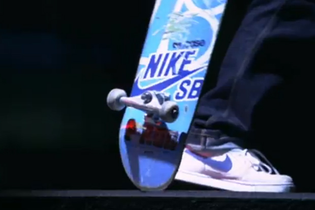 Nike SB Chosen Trailer featuring Paul Rodriguez, Theotis Beasley and Omar Salazar