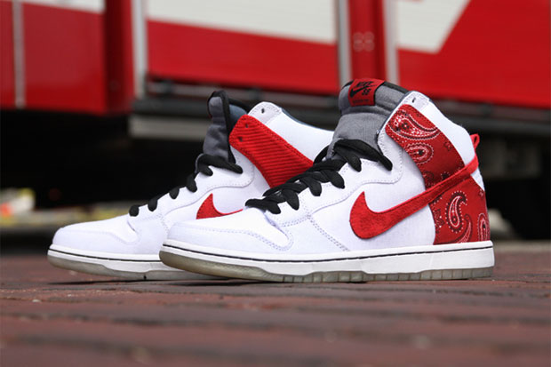"Nike SB Dunk High ""Cheech and Chong"" Quickstrike"