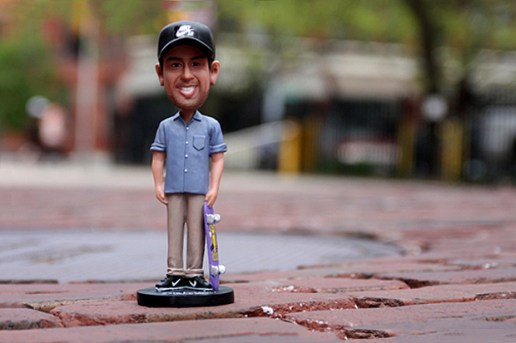 Nike SB Eric Koston Bobble Head