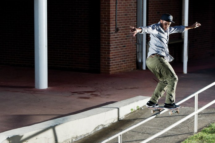 Nike SB Eric Koston Tour Video
