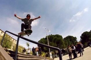 """Nike SB """"Texture Tour"""" Sicily"""