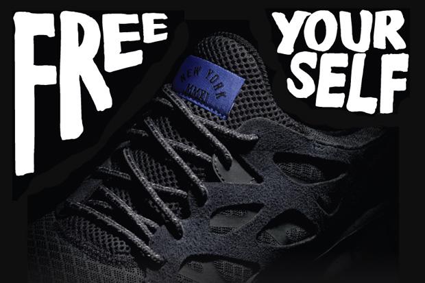 "Nike Sportswear Free Run+ 2 ""City Pack"" New York Launch Event"