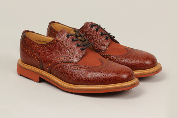 Norse Projects x Mark McNairy Wingtip Brogue