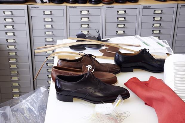 nowness john lobb shoe gazing