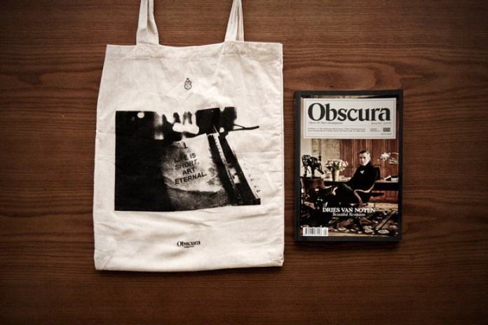Obscura by SILLY THING Issue 04
