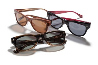 """Oliver Peoples for POKER FACE """"Sanson"""" Collection"""