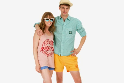 """Opening Ceremony x Warriors of Radness """"Beach Crew!"""" Collection"""