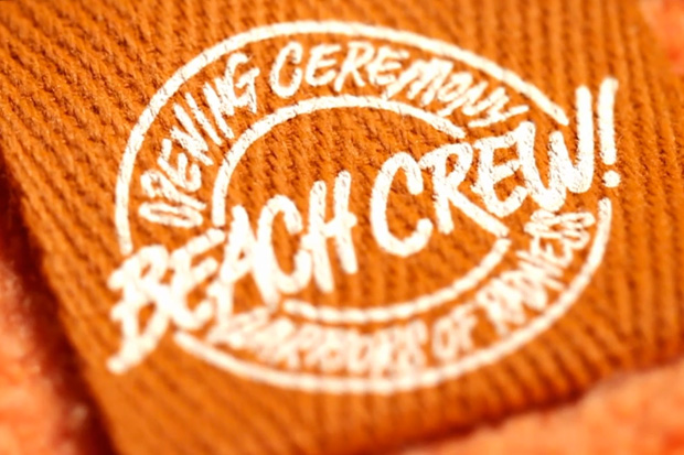 "Opening Ceremony x Warriors of Radness ""Beach Crew"" Logo Preview Video"