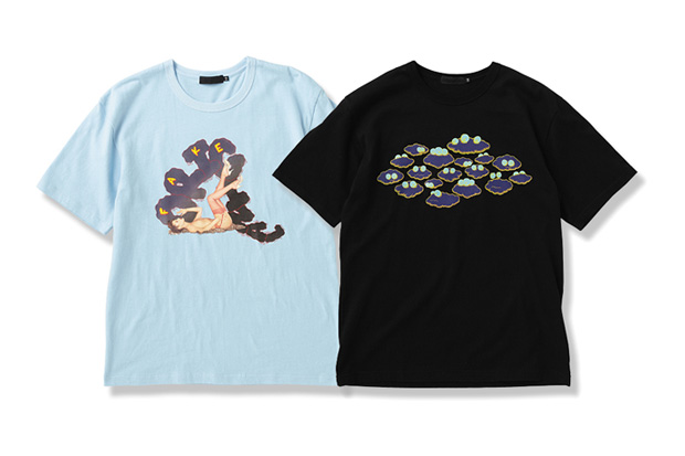 "OriginalFake ""Cloud"" & ""Relax Phase"" T-Shirts"