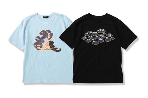 "OriginalFake ""Cloud"" & ""Relax Phase"" T-Shirts"