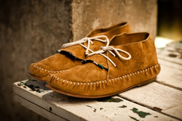 P.A.M. Moccasin Chukka