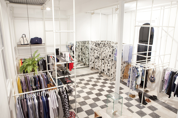 p a m sydney store opening