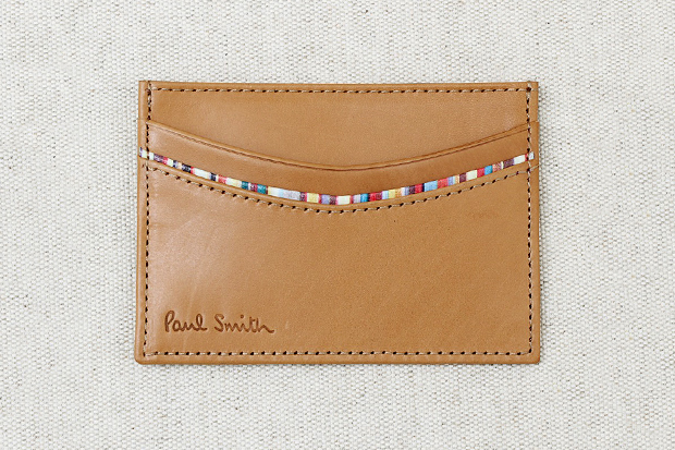 Paul Smith Signed Cardcase