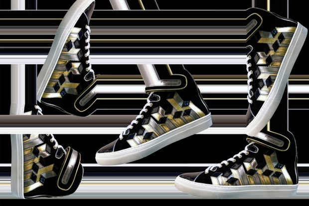 Pierre Hardy 8th Edition Discorama Sneaker