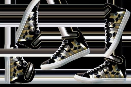 Pierre Hardy 8th Edition Discorama Sneaker