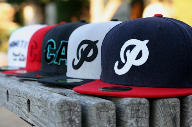 Primitive 2011 Fall New Era Caps